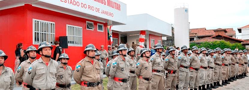 Imagem Concurso Bombeiros-RJ para temporários só será planejado após a sanção governamental