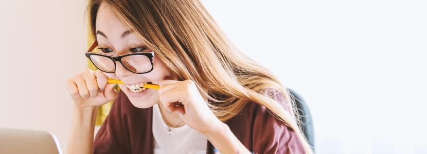 Imagem notícia Ansiedade: como não deixar que ela atrapalhe seus estudos?