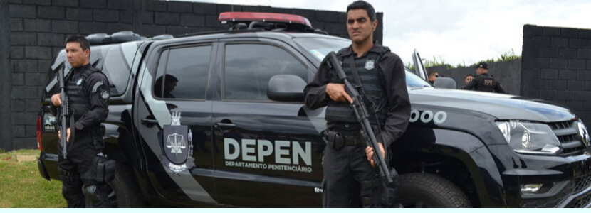 Imagem notícia Concurso Depen: como funciona o sistema prisional brasileiro?