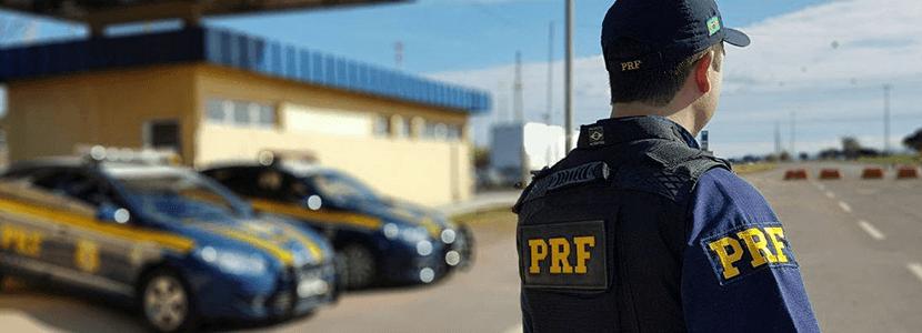 Imagem Concurso PRF: edital para policial rodoviário está previsto para a segunda quinzena de janeiro