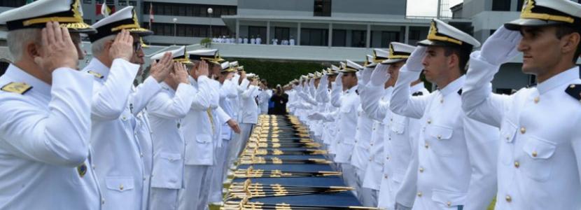 Imagem notícia Concurso Marinha 2021: inscrições para oficial temporário vão até 31 de janeiro