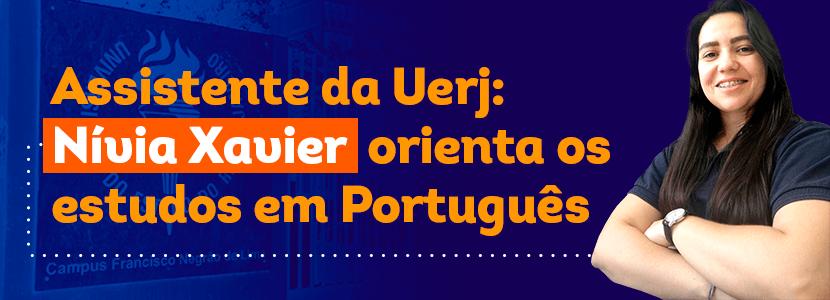 Imagem Concurso Uerj: em Português, foco na revisão e exercícios