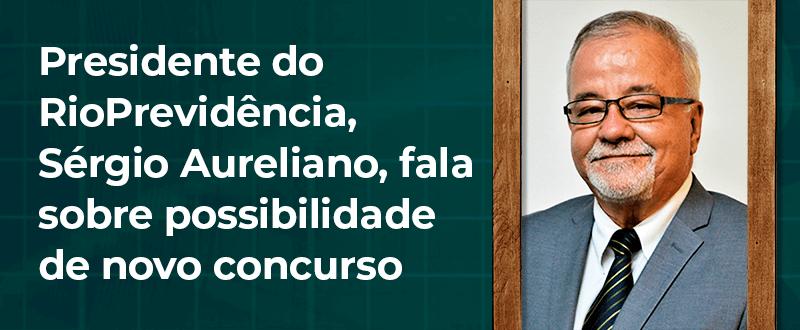 Imagem Concurso RioPrevidência: presidente revela que poderão surgir 100 vacâncias em breve