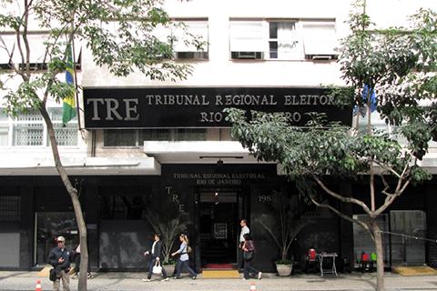 TRERJ - Técnico Judiciário