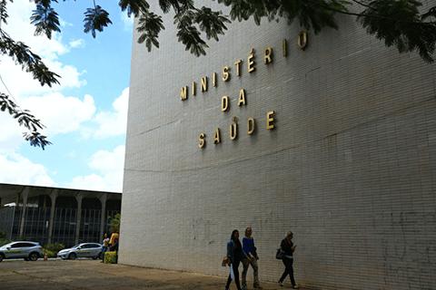 Ministério da Saúde - Contador
