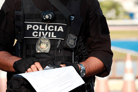 Polícia Civil RJ - Inspetor