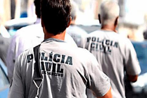Curso Polícia Civil RJ - Técnico de Necropsia