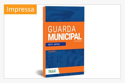 Guarda Municipal de Niterói - Volume I (1310)