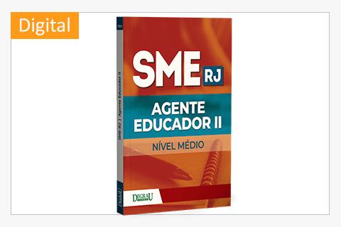 SME-RJ - Agente Educador - Matéria Básica