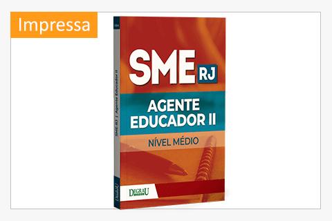 SME-RJ - Agente Educador II