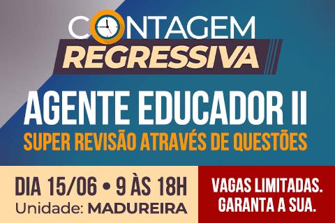 Contagem Regressiva SME RJ