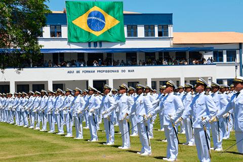 Curso Marinha - Oficial Temporário RM2