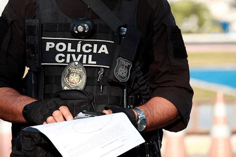 Curso Polícia Civil RJ - Inspetor (Exercícios)