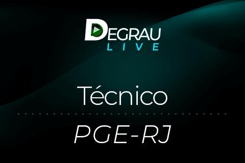 PGE-RJ - Técnico Procuradoria