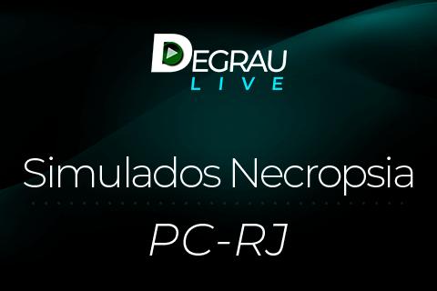 PC-RJ - Simulados Necropsia