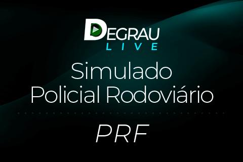 PRF - Simulado Policial Rodoviário