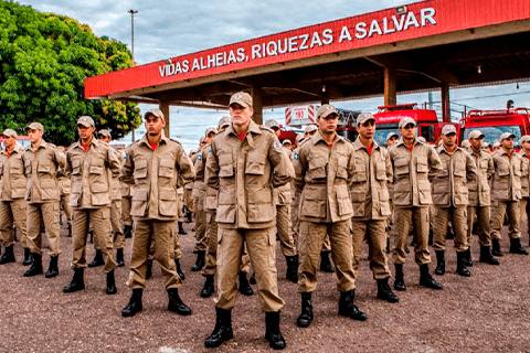 Bombeiros - Soldado Combatente e Motorista