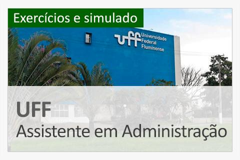 UFF - Exercícios e Simulado
