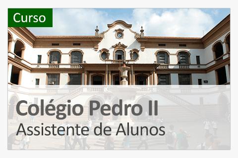 Colégio Pedro II - Assistente de Alunos