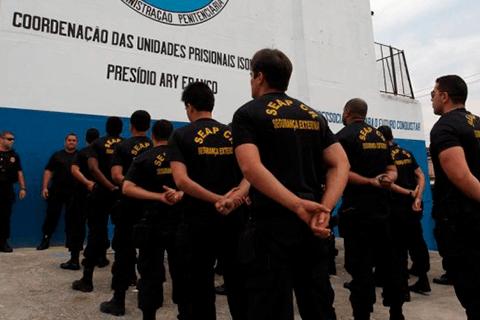 SEAP-RJ - Agente Penitenciário