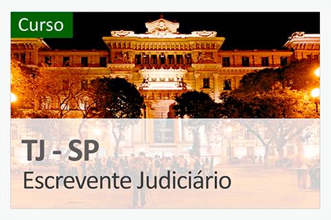 TJSP - Escrevente Judiciário