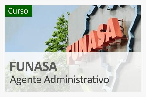 FUNASA - Agente Administrativo