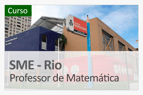 SME-Rio - Professor de Matemática